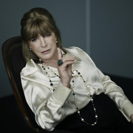 Marianne Faithfull c Patrick Swirc