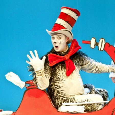 The Cat in the Hat. Photo Credit Garry Lake (3)