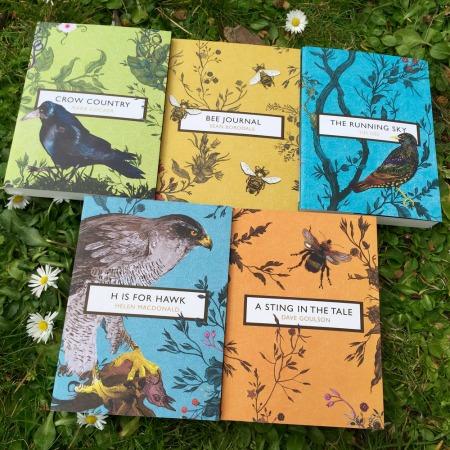 Vintage Books nature set