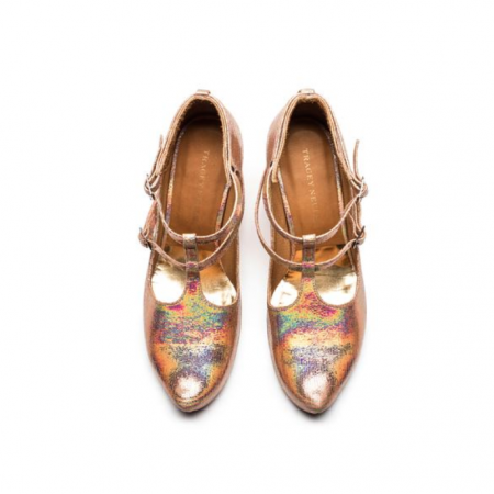 Tracey Neuls shoes for sample sale in East London