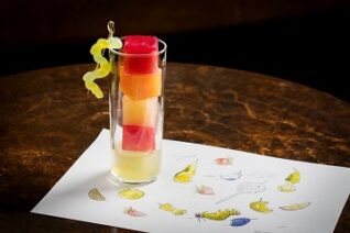 the very hungry caterpillar cocktail