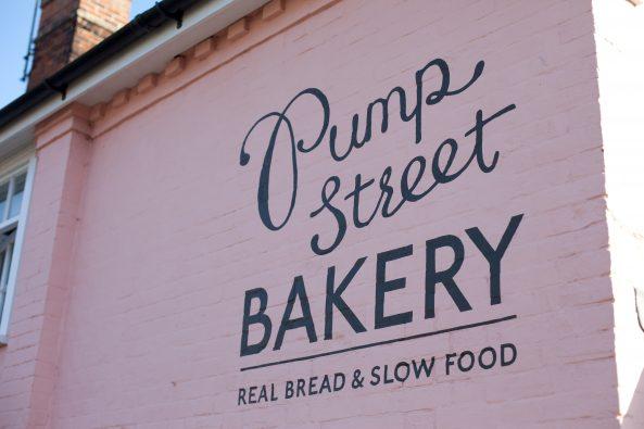 Joanna Brennan Co Founder Of Pump Street Bakery A Little Bird