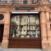 Prada's Marchesi 1824 bakery opens in London