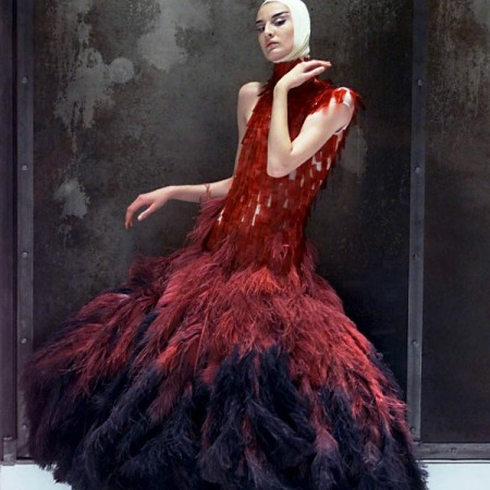 Alexander Mcqueen A Little Bird