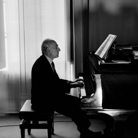 Maurizio Pollini credit Mathias Bothor and DG
