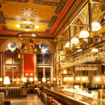 6.The Gilbert Scott Bar lit up crop