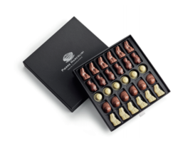 Pierre Marcolini animals for easter