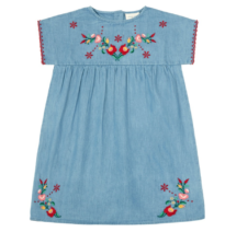 Louis Louise chambray dress from Smallable