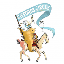 Giffords Circus summer 2017