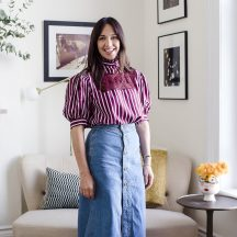 Jennifer Grant, founder of Romeo + Jules Stationery