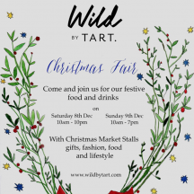 Wild by Tart Christmas Fair