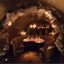 London Restaurants with Booths