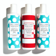 Spots & Stripes: top skin and haircare for tweens & teens